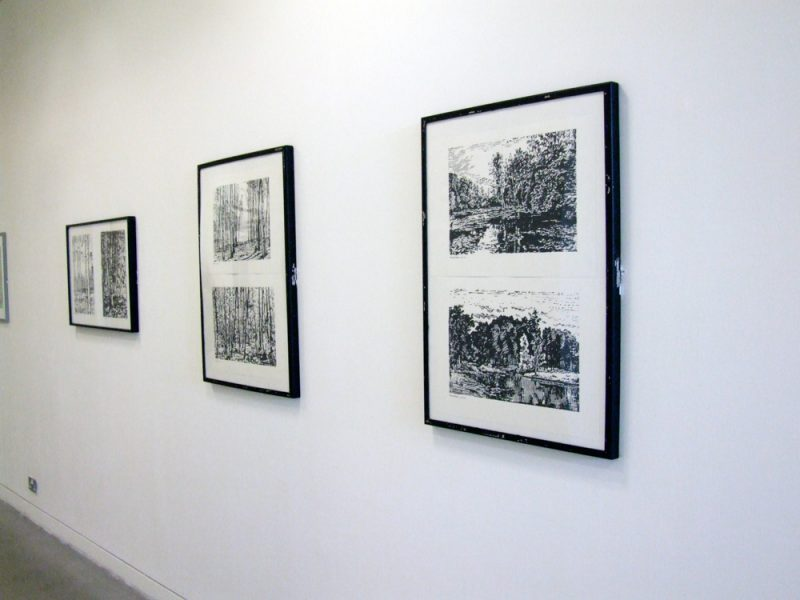 Installation of Prints